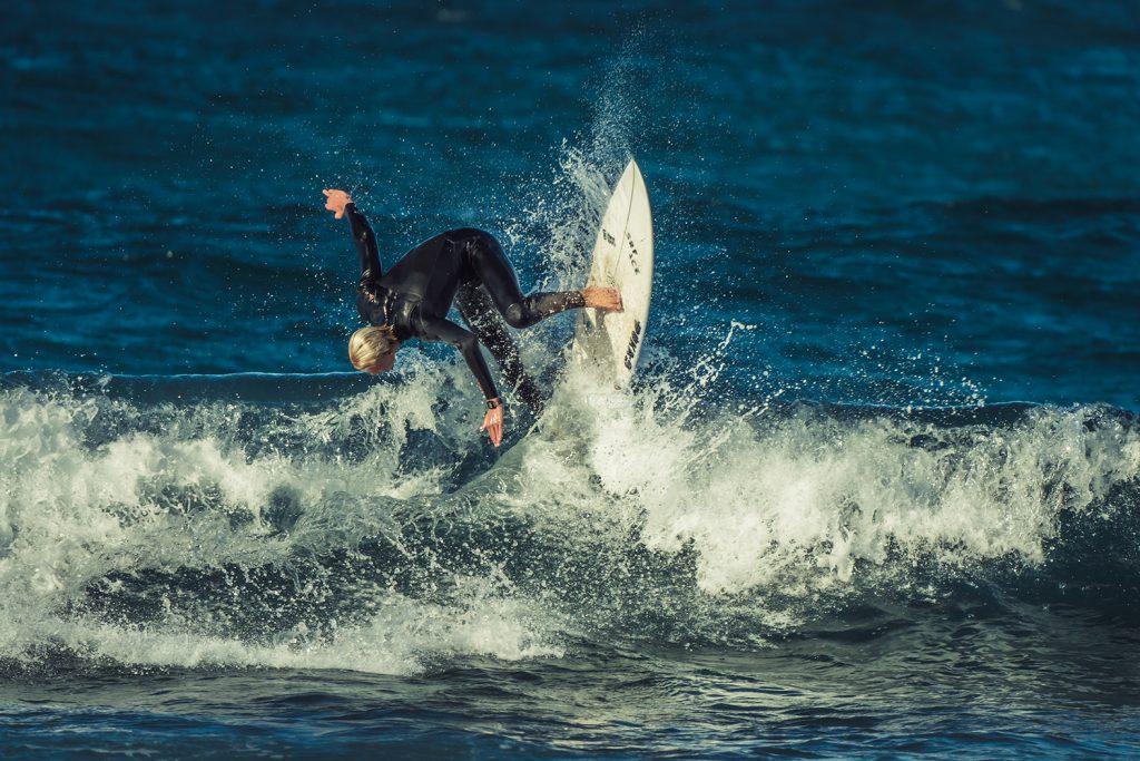 sesiones privadas surf